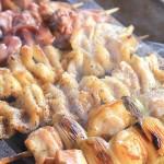 【焼き鳥のカロリーまとめ】肉体改造やダイエット中でも太らない食べ方