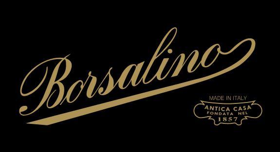 ボルサリーノブランドロゴ