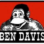 BEN DAVIS(ベン デイビス)のロゴマークのゴリラに抵抗がある、ワークベストは購入するべきか