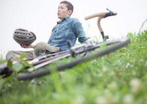 自転車の有酸素運動のカロリー消費数とその効果