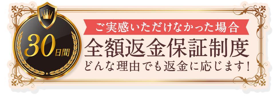 TOKYO Sweets Diet(トウキョウスイーツダイエット) 30日間の返金保証